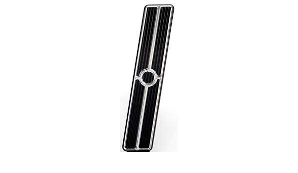 Black Anodized For 55-57 Chevy Billet Specialties 199155 Gas Pedal Assembly