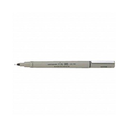 01 Japan Pin - Mitsubishi Pencil Oily pen PIN 01 Black 0.49 mm PIN 01 A.24 0.49 mm 5 pcs Japan
