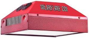 California Light Works Solar Flare 220w LED Grow Light Bloom Booster