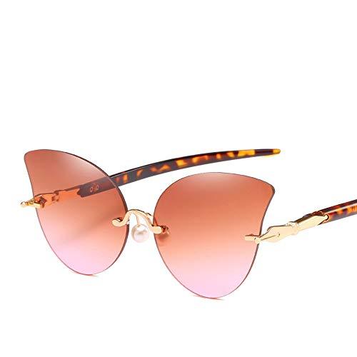 color Pour Soleil Classiques Candy Brown Eyewear Transparent Sans Brown voyages Monture Party Chengzuoqing Lunettes Conduite Femmes Color vacances Fashion De xq1UTtwI
