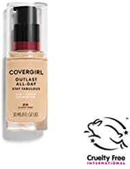 COVERGIRL Outlast All-Day Stay Fabulous 3-in-1 Foundation...