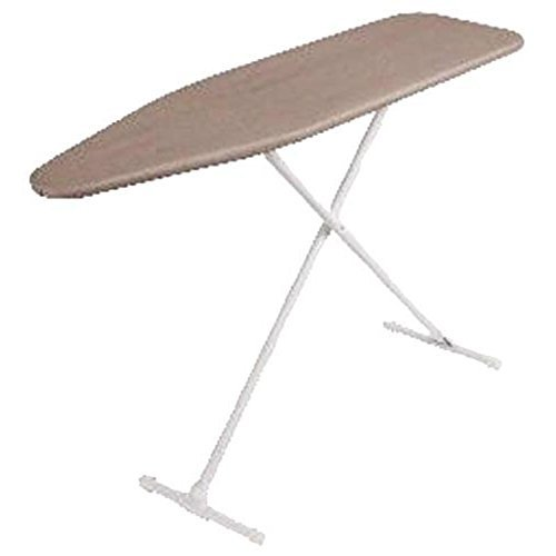 Heavy Duty Hotel Board Ironing Board With Pad And Cover Khaki