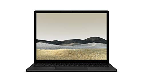 "Microsoft Surface Laptop 3 – 13.5"" Touch-Screen – Intel Core i7 - 16GB Memory - 256GB Solid State Drive (Latest Model) – Matte Black"