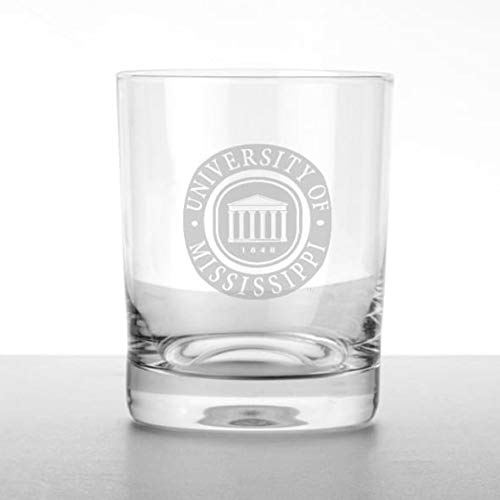 Ole Miss Tumbler Glasses - Set of 4 by ()