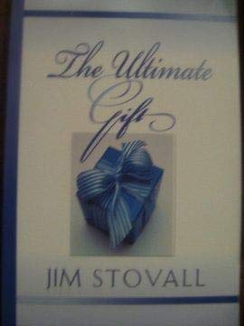 The Ultimate Gift Jim Stovall