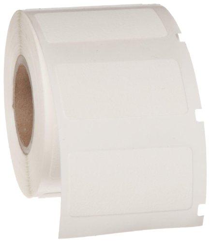 "UPC 662820324225, Brady WML-517-502 I.D. PRO Plus, LS2000 and BradyMarker XC Plus 1.5"" Width x 0.75"" Height, B-502 Repositionable Vinyl Cloth, Matte Finish White Label (250 per Roll)"