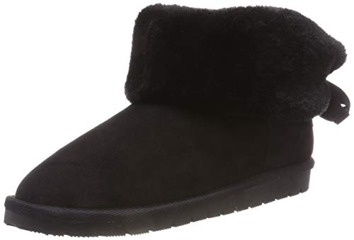 5 S 26476 1 Negro oliver 5 black 21 Botas Para Slouch Mujer 001 1ETEr