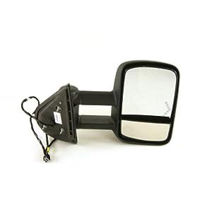 genuine gm parts 20862099 passenger side mirror outside rear view automotive. Black Bedroom Furniture Sets. Home Design Ideas