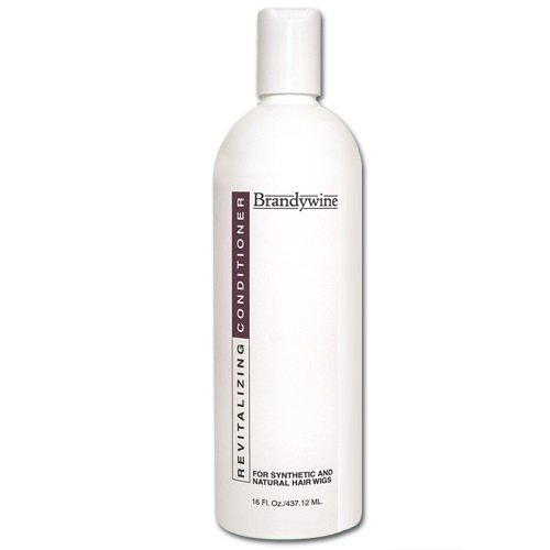 Brandywine Revitalizing Conditioner, for Synthetic & Natural Hair Wigs 16 oz.