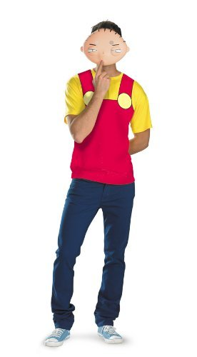 Family Guy - Stewie Alternative Costume Size 42-46 Standard