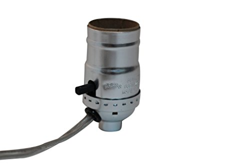 I-Like-That-Lamp-nck-wiring-bottle-kit-DIY-Bottle-Lamp-Making-Kit-Build-Your-Own-Unique-Custom-Lamp-Base-Out-of-A-Keepsake-Wine-or-Liquor-Bottle-Nickel-Finish-Socket-with-Silver-Cord