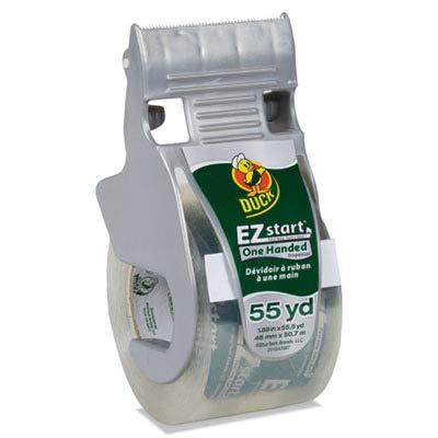 Duc1259457 Duck - DUC1259457 - Duck EZ Start Packaging Tape with Refillable Dispenser