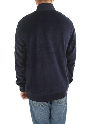 Bleu Stussy Shirts Sweat XL Homme 1140103 qCB4wFx7