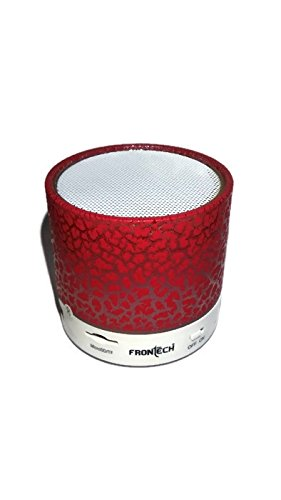 Frontech Bluetooth Calling Speaker FM TF Jil 3958 Battery Powered Color Changing