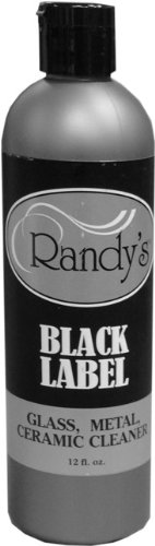 Price comparison product image Randy's Incredible Black Label Pipe Cleaning Solution, 12 Ounce