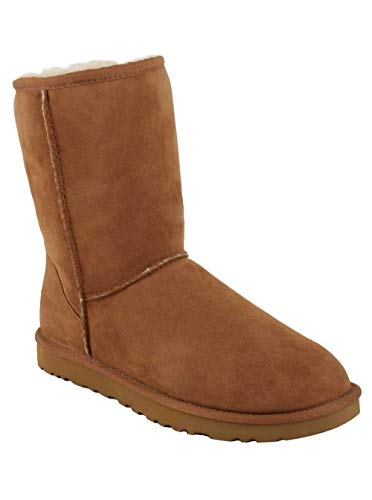 UGG Men's Classic Short Sheepskin Boots, Chestnut, for sale  Delivered anywhere in USA