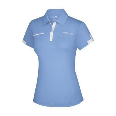 adidas Taylormade Womens Front Pocket Polo Shirt at Amazon Women s ... 4fc7915bb