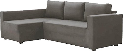 The Light Gray Ikea Manstad Cover Is For Ikea Manstad Sofa Cover, Ikea Sofa  Bed
