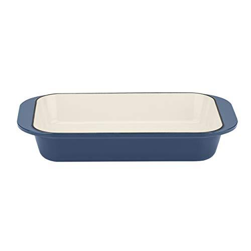 Cuisinart CI1136-24BG Cast Iron Roasting/Lasagna Pan 14