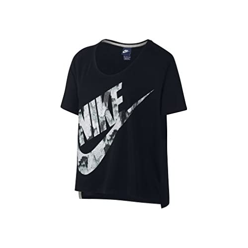 Nike W NSW GX FTW–Top manches courtes pour femme
