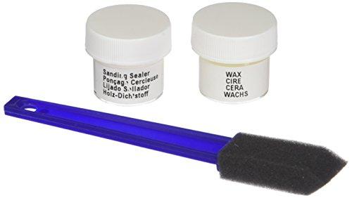 Pine Car Derby Sanding Sealer And Wax-