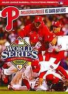 Philadelphia Phillies vs Tampa Bay Rays World Series 2008 DVD