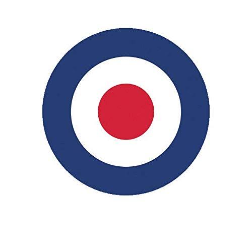 ION Graphics RAF Roundel Sticker Decal Vinyl UK Royal Air Force British 5