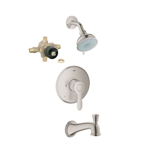grohe shower head combo - 8