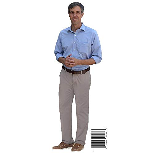 Wet Paint Printing + Design H38065 Beto Orourke Cardboard Cutout Standup