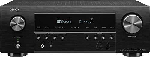AVR-S750H 7.2-Ch x 75 Watts A/V Receiver w/HEOS (Renewed)