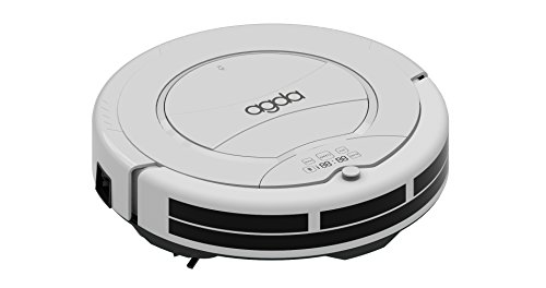 Automatic Robotic Dust Vacuum Cleaner (White) - 5