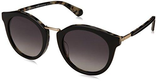 - Kate Spade New York Women's Joylyn/S Black Havana/Dark Grey Gradient One Size