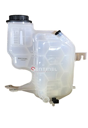 Sentinel Parts Land Rover Range Rover Coolant Reservoir Expansion Tank with Cap and Sensor - Coolant Rover