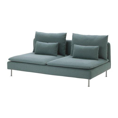Ikea Sofa section, Finnsta turquoise , 2386.111729.108
