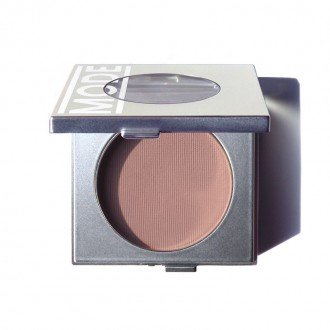 Mode Cosmetics, Eyeshadow Absolute, The Dress Code (Matte Dusty Rose) Natural Pressed Powder Eye Shadow Single Compact, Potent Color, Exceptional Wear, Skincare Ingredients, Vegan, Cruelty Free, USA