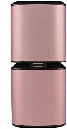 STTS Anion Coche Purificador de Aire USB Aspirador de Coche Además de la Barrera de Oxígeno del Bar de Olores, Además de Formaldehído,Rosas: Amazon.es: Hogar