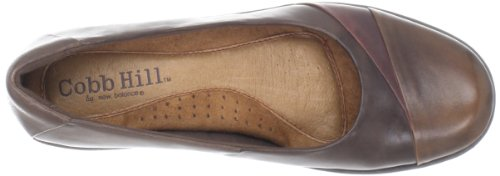 Rockport Cobb Hill Mujeres Darcy Wedge Pump Brown