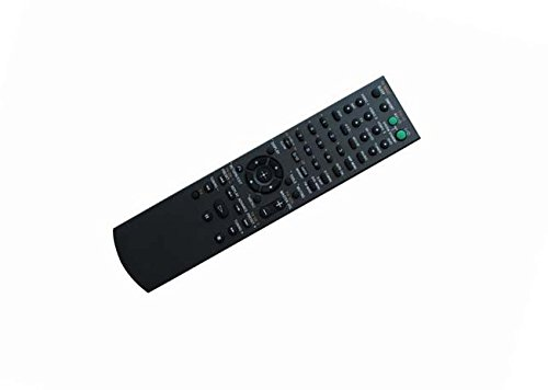 HCDZ Replacement Remote Control Fit For Sony DAV-HDX587WC HCD-DX250 HCD-DZ100 DVD Home Theater System