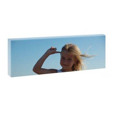 Ihr Foto auf Leinwand (30 cm x 40 cm) Querfarben