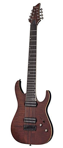 Schecter Banshee Elite-8 8-String Solid-Body Electric Guitar, CEP