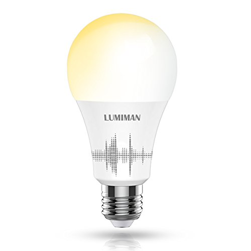 Smart Light Bulb, Tunable, Soft White to Daylight,...