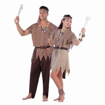 Barbarian Woman Adult Costume Size (Female Barbarian Costume)