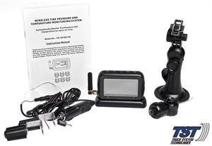 TST 507rv Tire Monitor System - Monitors PSI and Temperature -Flow Through System Model