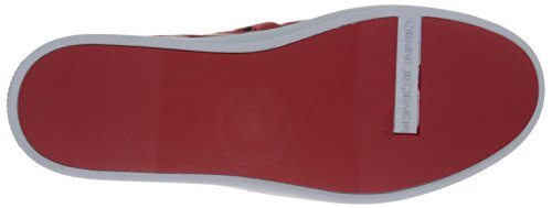 Creative Recreation Mens Capo Fashion Sneaker Rosso / Bianco