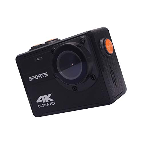 4K Action Camera, Vmotal 16MP WiFi Ultra HD Waterproof DV Camcorder with 150°Degree Wide Angle Lens Underwater Waterproof Sports Camcorder (No Housing Needed,Updated Version)