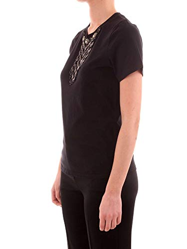 pullover Tt2204 Nero Twin Donna Maglioni Set tgqnx46