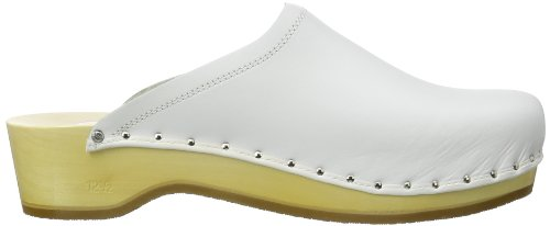 00407 Mules 100 Blanc 100 Weiß Berkemann mixte adulte g7znxR