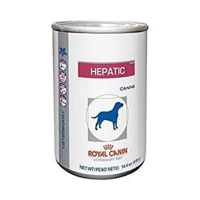 Royal Canin Veterinary Diet Hepatic Formula Canned Dog Food 12/14.5 oz