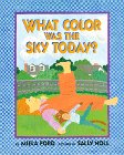What Color Was the Sky Today?, Miela Ford, 0688145582