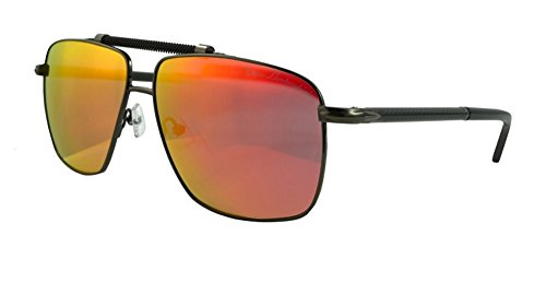 de Lamborghini Tonino Lunettes Metal Brake Carbon collection soleil AEw4w